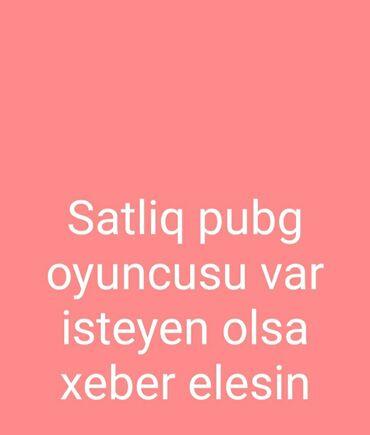satiliq evler - Azərbaycan: Satiliq pubg lite oyuncusu var 46 seviye isteyen olsa rlaqe saxliya