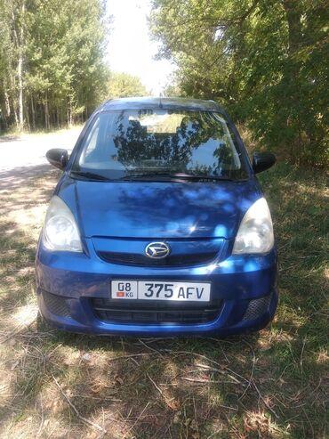 Daihatsu в Кыргызстан: Daihatsu Cuore 1 л. 2008   146000 км