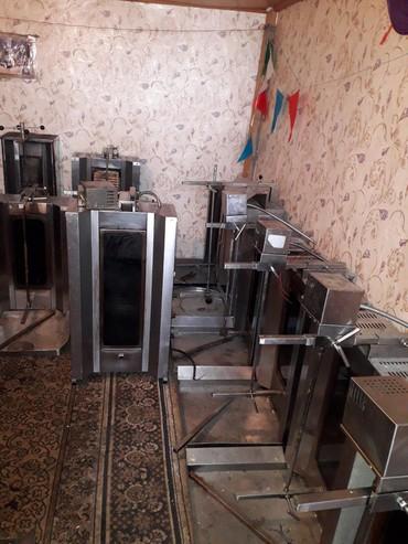 doner evi - Azərbaycan: Satiram doner aparatlari işlanmişlar
