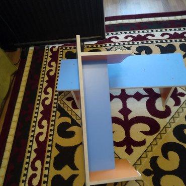 dverki dlja kuhonnoj mebeli в Кыргызстан: Скамейки 2 шт. Длина - 80 см. Ширина-24 см. Высота - 27 см. Б/у, но в