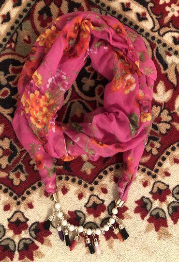 Продаю шарф новый хомут, цена 200 сом