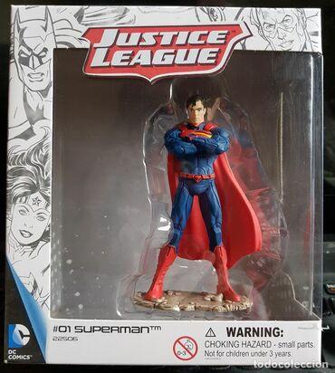 Schleich Figura Justice League DC Comics : Superman  Novo i neo