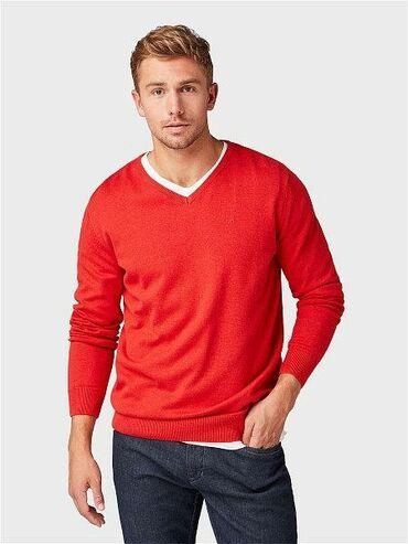 """В продаже подарки для мужчин - солидные брендовые пуловеры """"Tom Teilo"""