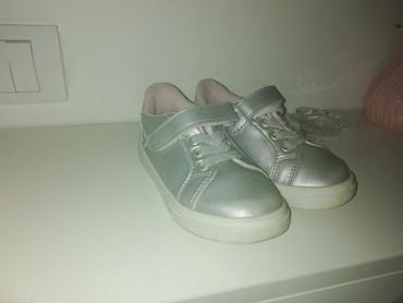 Dečije Cipele i Čizme - Sjenica: Decije patike velicina 25,sa vidljivim tragovima nosenja, bez
