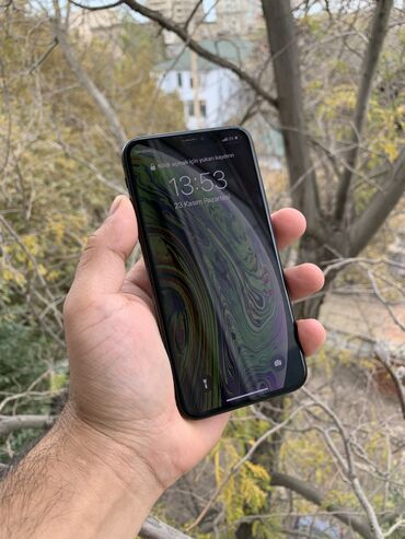 black afgano ideal в Азербайджан: IPhone Xs 256 ГБ Черный