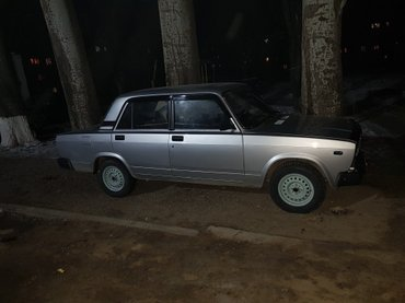 продаю авто 2107. 2010г. в. зимняя новая хорошая резина,новый акумулят в Кант