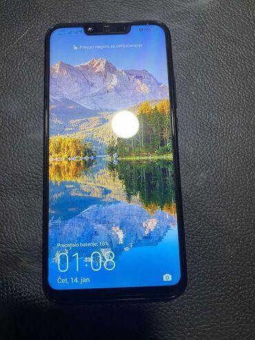 Huawei mate 20 liteHITNOU fabrickom stanjuBez ostecenja, ogrebotinaUz