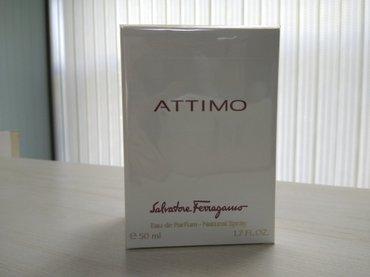 Bakı şəhərində Salvatore Ferragamo Attimo 50 ml
