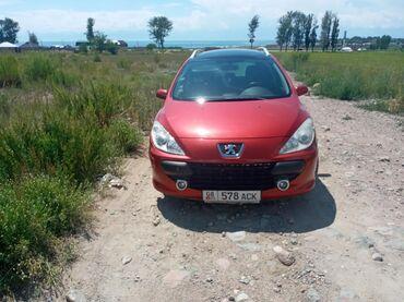 Автомобили - Чок-Тал: Peugeot 307 1.6 л. 2005 | 105000 км