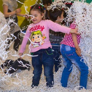 Бумажное шоу на вашем празднике! в Бишкек