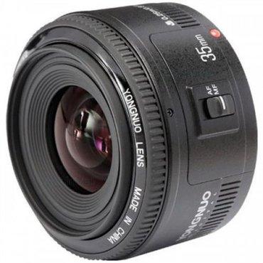 Bakı şəhərində Yongnuo YN 35mm F/2.0 (Canon)