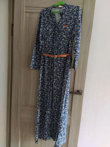 Платье Свободного кроя Zara L