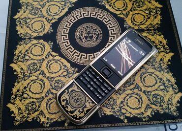 8800 nokia - Azərbaycan: Оригинальный телефон, Nokia 8800 Arte Gold Versace, редкий Limited