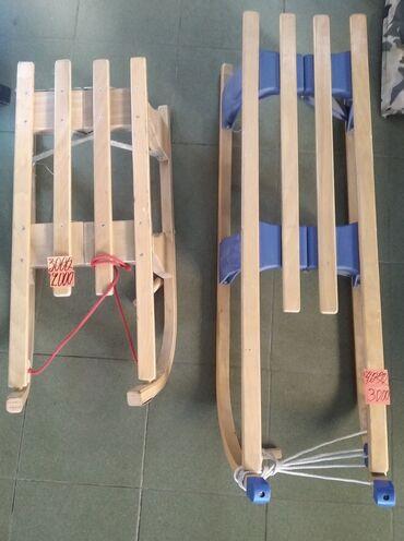 Продаю сани деревянные складные