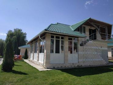 Сдаю2х этажный  коттедж на Иссык куле в в Бишкек