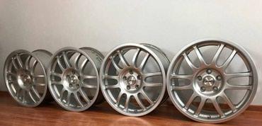 Комплект итальянских R18 дисков Speedline в Бишкек