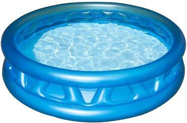 Надувной бассейн Intex Отличного качества!Для всей семьи! (могут