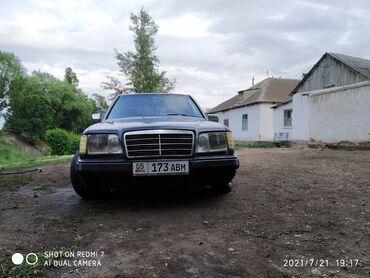 Транспорт - Юрьевка: Mercedes-Benz E 280 2.8 л. 1994 | 2000 км