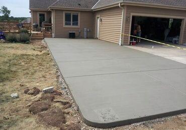 Hər növ beton və styajka işlərinin görülməsi .yüksək keyfiyyətli və