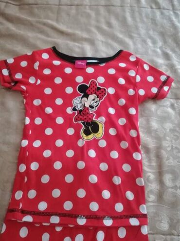 Minnie Mouse πιτζαμα καινούρια, τρία τεμάχια, νούμερο έξι