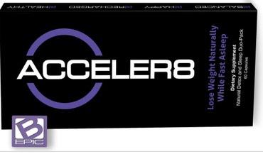 Acceler8 Detox действует, в первую очередь, на кишечник и ЖКТ в целом