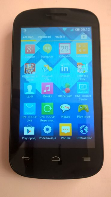 ALCATEL One Tuuch Dual SIM. Kao nov - Krusevac