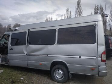 Mercedes-Benz - Дизель - Чолпон-Ата: Mercedes-Benz Sprinter 2.2 л. 2004
