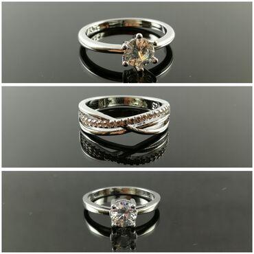 Bmw 6 серия 630cs mt - Crvenka: Posrebreno prstenje - Sterling Silver 925. Veličine 5, 6, 7 i 8. Slike