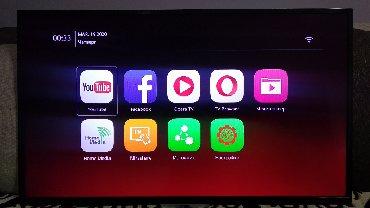 телевизор 43 дюйма в Кыргызстан: Продаю недорого отл. тв. смарт интернет диагональ 43 дюйм. все вопросы