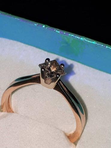 Продаю кольцо с бриллиантом 0.5 карат, в Бишкек