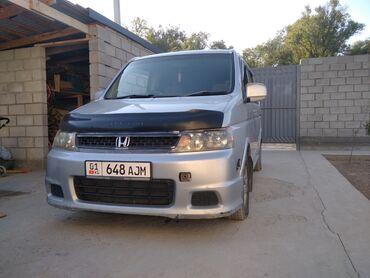 Honda Stepwgn 2.4 л. 2003   2 км