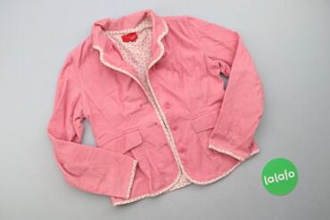 6126 объявлений | ДЕТСКИЙ МИР: Дитячий піджак з квітковими візерунками, вік 7-8 р.   Довжина: 45 см Ш