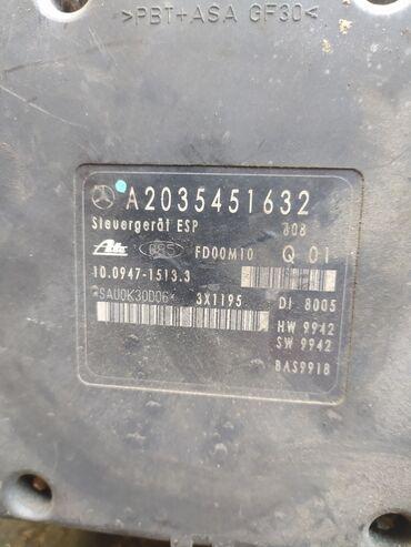 запчасти на мерседес w202 в Кыргызстан: Мерседес 203 блок АБС