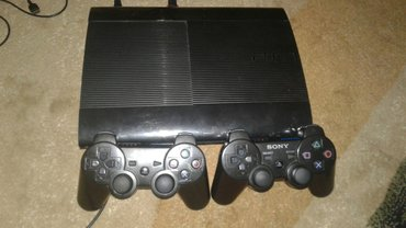 продаю ps3 super slim в Ош
