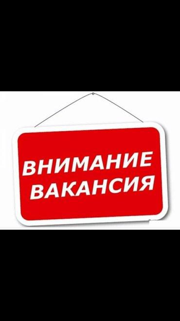 Требуется сотрудник с опытом работы в Бишкек