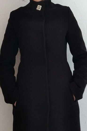 женское пальто в Кыргызстан: Женское кашемировое пальтоТурецкая фирма PaucinniВ отличном
