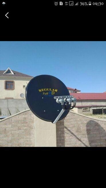 Krosna antena kreditlə quraşdırılması ünvana çatdırıb quraşdırılması