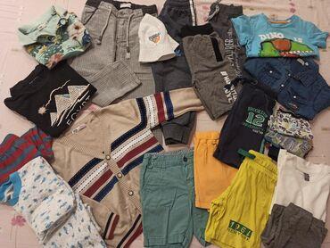 Letnji paket 20 stvari za 3-4god dečak, sve za 2000. Kvalitetne