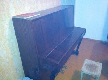 Продаю фортепиано состояние отличное с связи с выездом 10000 в Бишкек
