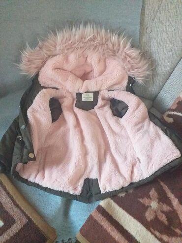 Dečije jakne i kaputi | Sokobanja: Jakna za devojcice,maslinasto zelena kratko nosena.Bez ostecenja