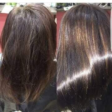 Кератиновое выпрямление волос .самый в Бишкек