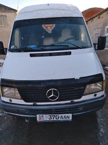 Кулиева жалап кыздар - Кыргызстан: Mercedes-Benz Sprinter Classic 3 л. 1998 | 11111 км