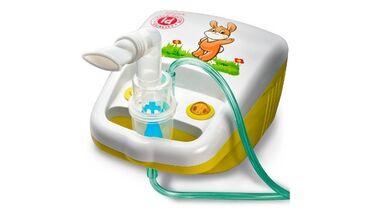 Воздухоочистители - Кыргызстан: Продаю ингалятор doctor little для всей семьи. Состояние нового. Пару