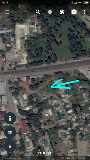 участок под бизнес. центр Сокулука в Бишкек