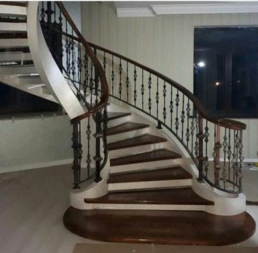 Лестницы, двери любой сложности,  в Бишкек