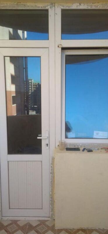 pencere - Azərbaycan: Pencere qarisiq qapi 2 ededdi.istifade olynmamis evden satisdi.1