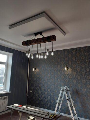 Ак барс бишкек - Кыргызстан: Электромонтаж любой сложности сделаем электрики гарантия качества 100%