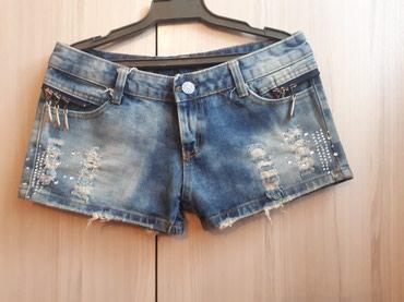 шорты джинсовые в Кыргызстан: Шорты джинсовый размер 36