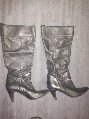 Bronzane fornarina cipele 40 + komplet torbica - Nis