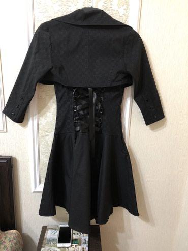 черное платье турция в Кыргызстан: Маленькое черное платье,в отличном состоянии,размер 38 (турция)